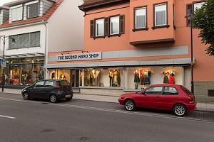 Ladenansicht für »Second Hand Shop Iris Groß-Scherer«