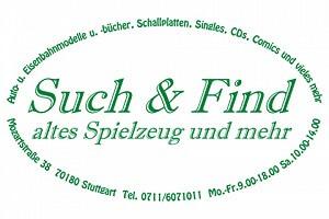 Ladenansicht für »Such & Find«