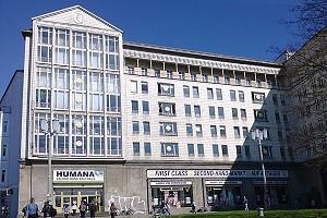 Ladenansicht für »HUMANA Berlin-Friedrichshain«