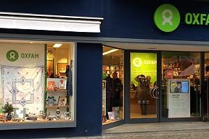 Ladenansicht für »Oxfam Shop Potsdam«