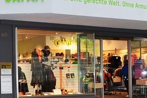 Ladenansicht für »Oxfam Shop Dortmund«
