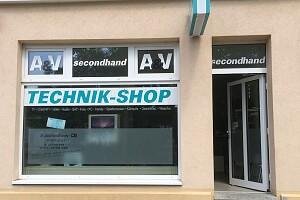 Ladenansicht für »Technikshop«