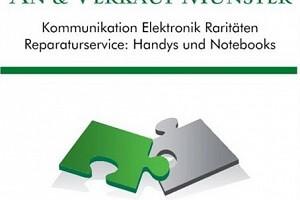 Ladenansicht für »An & Verkauf Münster«