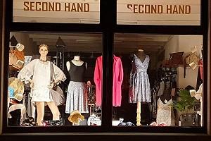 Ladenansicht für »Luna Second Hand«