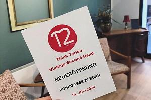 Ladenansicht für »Think Twice Bonn«