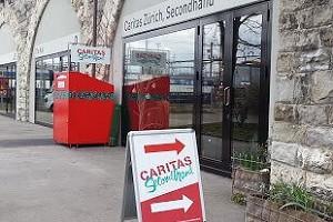 Ladenansicht für »Caritas - Viadukt«