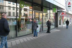 Ladenansicht für »Oxfam Shop Kassel«