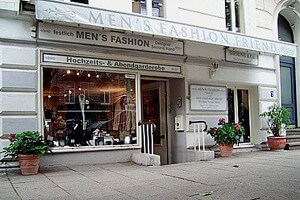 Ladenansicht für »Men's Fashion«